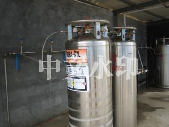焊接绝热气瓶集中供气